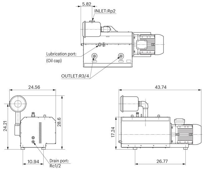 KCP250-Drawing