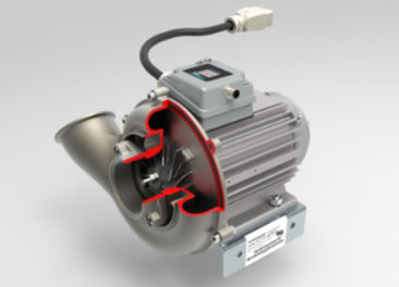 Custom High Speed Centrifugal Compressor