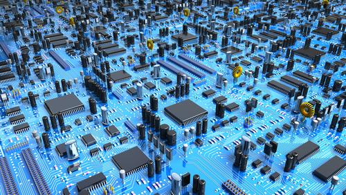 Fantasy circuit board