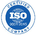ISO 9001:2015 quality certification