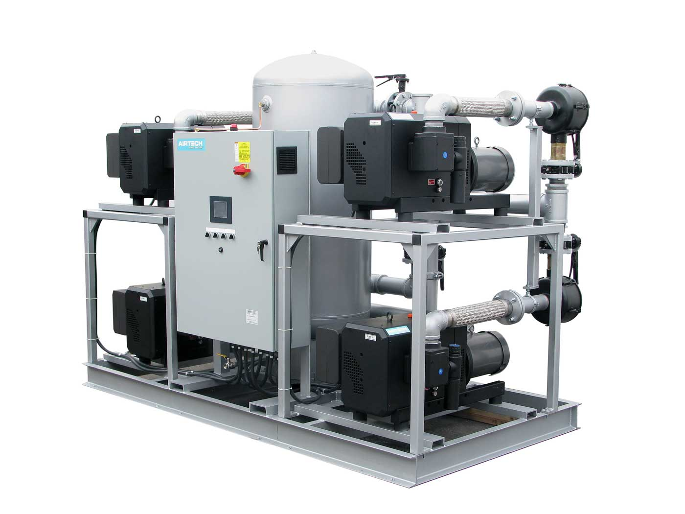 Non-Contact Rotary Claw Vacuum Or Pressure Systems-VCX/PCX