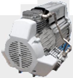 Oil-Less Air Compressors